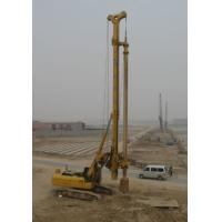 Quality Rotary Drilling Rigs Engine Model CAT C-7 Rotating Speed 8-29 Rpm wholesale