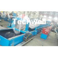 Quality 15KW Hydraulic Power Highway Guardrail  Roll Forming Machine wholesale
