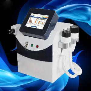 Quality Fat Dissolving Beauty Machine For Spa ,Vacuum Cavitation System , 8 Handles wholesale