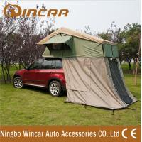 Quality Aluminum Pole Tent and Awning , Net 4WD Camping Car Camper Trailer wholesale