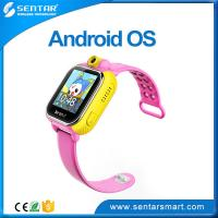 Quality 2016 kid smart watch V83 GPS Location SOS Call Safe Wristwatch Finder Locator Tracker Watch for Kid Child Anti Lost wholesale