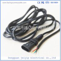 Quality Dustproof Internal Machine Power Cord Cable , TPU PVC Video Camera Cable wholesale