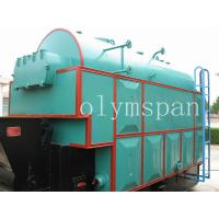 Quality Oil Heating Water Steel Coal Fired Steam Boiler  8 Ton , Energy Efficient wholesale