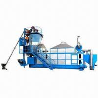 China EPS Expandable Polystyrene Batch Pre-expander for Expansion of EPS Foam, Accuracy Type on sale