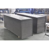 China High Efficient Refineries Air Preheater With Stainless Steel Corrugated Plate Sheets on sale