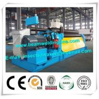 Buy cheap CNC Hydraulic bending machine steel plate shearing machine , Steel rolling machine from wholesalers