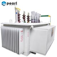 Quality Low Loss High Voltage Transformer , Oil Cooled Power Transformer 11 Kv wholesale