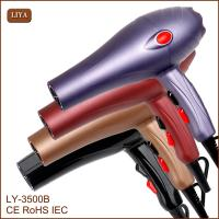 China 2017 Brand New Design Salon Professional Ionic Hair Dryer Different Color on sale