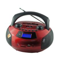China Portable Speaker/Boombox Speaker SD & Micro SD card speaker with radio DY-115 on sale