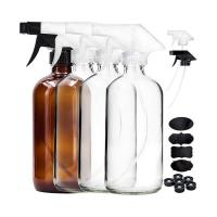 China Hdpe  Empty Spray Bottle , Empty Hand Sanitizer Bottles With Lotion Pump on sale