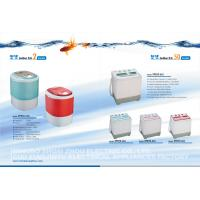 Quality Protable Mini Single Tub Home Washing Machine For Singlebaby With Colorful Lid And Body wholesale