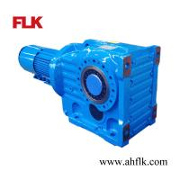 Quality Cast Iron Engine / Mixer Hollow Shaft Mounted Speed Reducer Gearbox wholesale