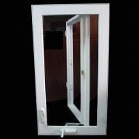 Quality UPVC Windows and Doors with Double-slider, American Style wholesale
