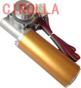 China Round Sliding Glass Electric Door Motor / Door Lock Actuator Motor CE CCC SGS on sale