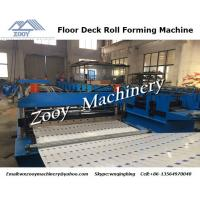 Quality Corrugated Metal Deck Roll Forming Machine Chains Transmission wholesale