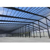 Quality Mouldproof Steel Structure Construction Custom Design With Office / Steel Stairs wholesale