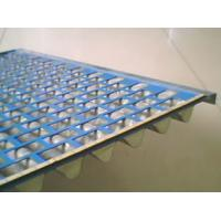 Cheap Stainless Steel/Plastic Flat Mesh Shale Shaker Screen/Resistant to abrasion, for sale