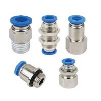 Quality PUL compact union elbow pneumatic fittings wholesale