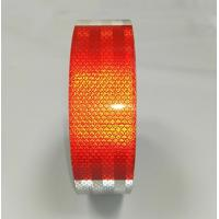 China Waterproof Reflective Safety Tape , Automotive Reflective Tape PVC Material on sale
