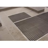 Quality Carwash Shop Pressure Locked Steel Grating Durable High Strength Material wholesale