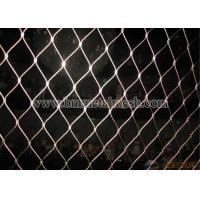 Quality Flexible Stainless Steel Rope Mesh/Stainless Steel Wire Rope Mesh For Decoration wholesale