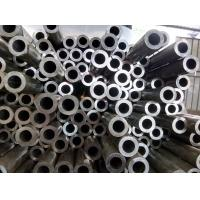Quality Structural Aluminum Round Tubing Mill Finish Surface Treatment For Military Equipment wholesale