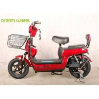 China 14 Inch48V  nice design Electric Bike/scooter , lady and child style with two seats for SE market on sale