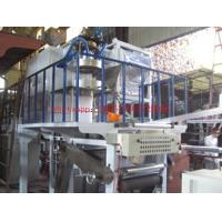 Cheap PP Film Blowing Machinery Plastic Extrusion Equipment For Packing Food / Garmints for sale