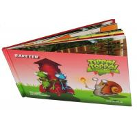 Quality Colorful Educational Childrens Picture Book Printing , Hardback Book Printing wholesale