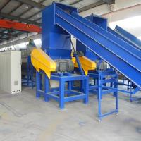 Buy cheap High Output Plastic Recycling Line , Plastic Film Recycling Machine / Equipment from wholesalers