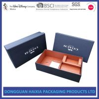 China Premium COACH Rigid Paper Box Printing Paper Board Packaging Box Recyclable on sale