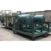 Buy cheap Car Engine oil Regeneration and Purification Equipment from wholesalers