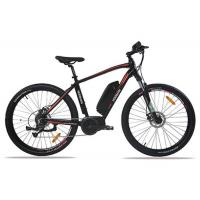 Quality OEM Adult Electric Assist Mountain Bike With 36V / 10.4Ah Lithium Battery wholesale