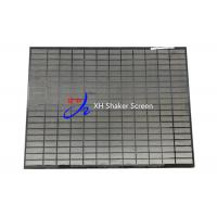 China M-I Swaco BEM-600 & BEM-650 Shale Shaker Screen Replacement For Solids Control on sale