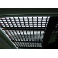 Quality Press Locked Steel Floor Grating , ISO9001 Decoration Welded Bar Grating wholesale