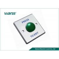 China Vians Electric Lock Aluminum Exit Door Push Button For Access Control System on sale