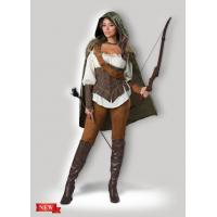 Quality Halloween Women Costumes Enchanted Forest Huntress 1139 Wholesale from Manufacturer Directly wholesale