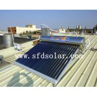 Buy cheap SUS304-2B food grade Thermosyphon Solar Water Heater product