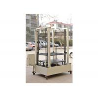 Quality Automatic Compression Testing Machine Equipment For Boxes / Cartons wholesale