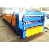 Quality Metal Roofing Roll Forming Machine, Automatic Double Deck Roll Forming Machines wholesale