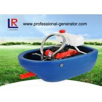 Quality 1.2kw boat shape agricultural water pump for irrigation powered by 142F Gasoline Enigne wholesale