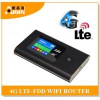 Quality portable lte 4g router with sim card slot wholesale