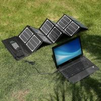 Quality Outside Camera /  Ipad Solar Panel Charger 40W DischargingProtection wholesale