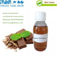 Quality Xi'an Taima hot sale USP grade Mint aroma VG based Minty Chocolate flavour for E-liquid wholesale