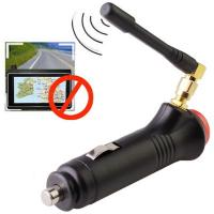 Quality Mini GPS Signal Jammer Block All GPS Tracker navigator Logger Anti-Tracking W/ Turn ON/OFF wholesale