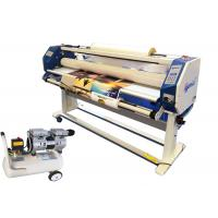 Quality 63 Inch Large Format Hot Lamination Machine , Hot Roll To Roll Laminator Equipment wholesale