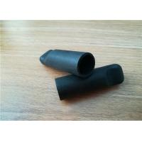 Quality High Temp Molded Rubber Parts Silicone Epdm Food Grade Protective End Cap wholesale