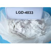 Quality 99% Purity Powerful Sarms Steroids LGD-4033 Powder For Muscle Building Supplements wholesale