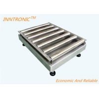 Quality Slope SS304 Conveyor Weighing System Weight Scale RS 485 Output wholesale
