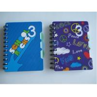 China A6 hardcover  spiral notebook for back to school on sale